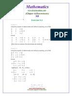 12 Maths NcertSolutions Chapter 4 2