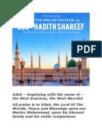 650+ Hadith Shareef