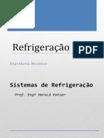 Sistemas de Refrigeração