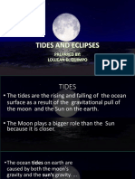 Loujean d. Quimpo-tides and Eclipses