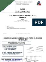 Presentacion Estructuras Hidraulicas
