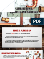 The Plumbing system