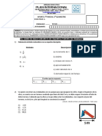 propuesta evaluacion de física