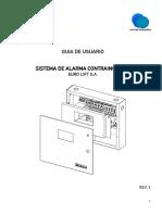 PPT Sistema Contraincendio IRCON FA-106