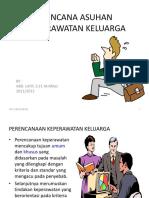 Rencana, Implementasi & Evaluasi Askep Keluarga