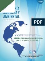 XXXVII Congreso Interamericano de Ingenieria Sanitaria