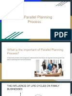 Parallel Planning Process - Family Business 13 April 2019