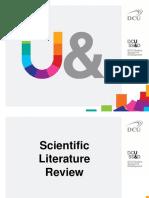 Scientific Lit Review Workshop Ug