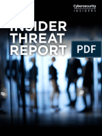 The 2019 Insider Threat Report