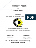 MINI project report format.doc