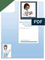 Abreviaturas y Vocabulario Más Utilizadas en Enfermería