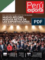 Perú exporta
