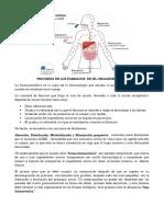 Procesos de Los Farmacos en El Organismo