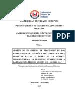 Diseño de un sistema de protección de generadores no aterrados para fallas a tierra en la central hidroeléctrica.pdf