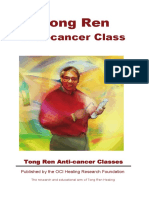Tong Ren - Anti Cancer Booklet