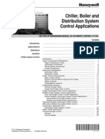Chiller, Boiler, And Distribution System Control Applications