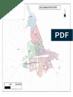Mapa de Poptun