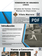 Vendedor de Grandes Ligas Por Vilato Marrero (1)