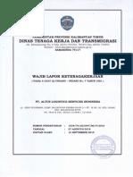 Wajib Lapor Ketenagakerjaan - UU No.7 Th.1981 - %282018-2019%29