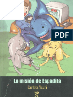 LA MISIÓN DE LA ESPADITA
