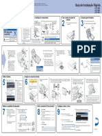 Impressora Multifuncoes Brother DCP-385C - Guia de Instalação Rápida_portugues