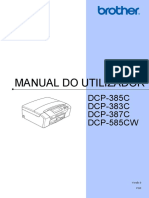 Impressora Multifuncoes Brother DCP-385C - Manual Do Utilizador_portugues
