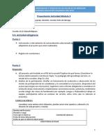 DOCUMENTO PARA LA Presentación Actividad Módulo 3