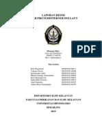 laporan resmi biotekla
