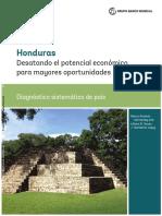 Honduras - Desatando el potencial económico para mayores oportunidades