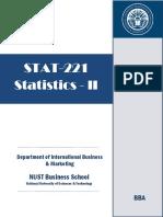 STAT-II ACF-2K15(A+B)