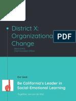 ed 740  level four  organizational change