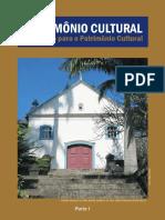 Patrimônio Cultural - Educação para o Patrimônio Cultural - Parte 1.pdf