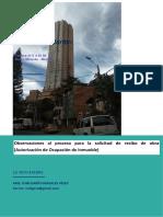 Informe Técnico Edificio
