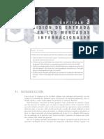 Capitulo 3 Direccion de Empresas Internacionales 1