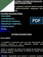 FTMG Fatores Psicomotores e de Execu+�+�o