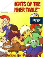 Knights of the Dinner Table 002