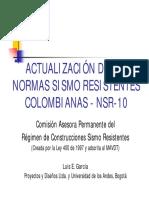 Actualizacion NSR 10 LEG Medellin