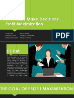 How Firms Make Decisions (2)