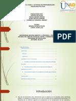 Fase 3 - Desarrollo Del Sujeto Politico, Personalidad y Socializacion Politica (1)