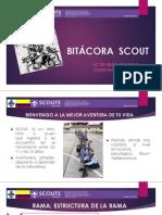 Bitácora Scout