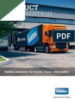 Haldex Information