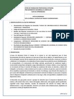 Guia. Liquidacion Nomina y Contrato de Trabajo