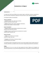 Extensivoenem Português Palavras Variáveis_Substantivos e Artigos_ 05-02-2019 6f9667124447bace7eb971819506052a