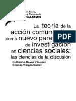 Hoyos y Vargas Sobre Habermas