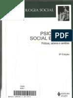 Psicologia Social e Saúde - Práticas, Saberes e Sentidos Partes I e II Mary Jane Spink (Livro)