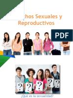 Derechos Sexuales y Reproductivos
