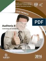 Cedulas de Auditoria Ll Plan2016