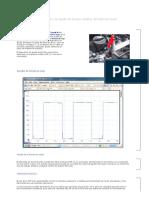 Test Ajustador Secuencia Variable Válvula (Árbol Levas)_Único (Picoscope)