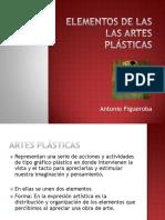 Elementos de las Artes Plasticas