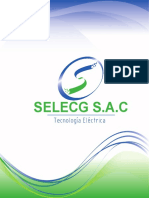 Brochure Selecg S. a. c
